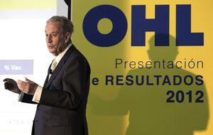 OHL reduce un 11,2% su beneficio trimestral pese al area internacional
