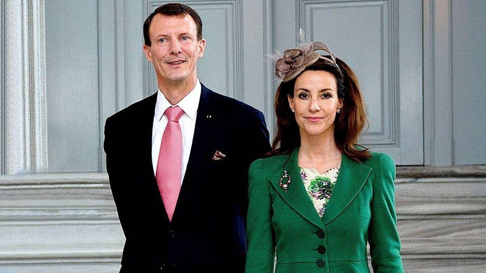 Foto: Joaquín y Marie de Dinamarca, en una imagen de archivo. (Reuters)