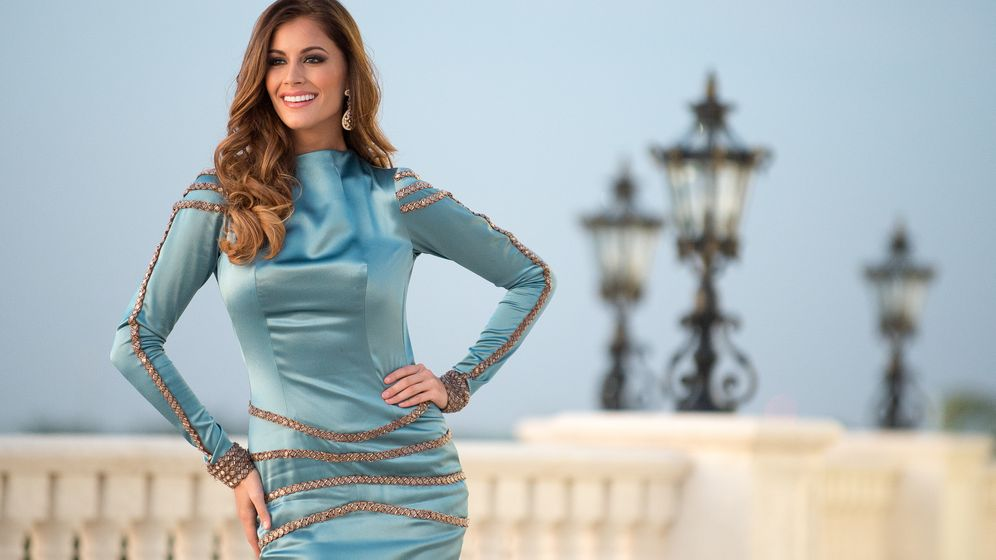 Foto: Así es la reina de la belleza en España