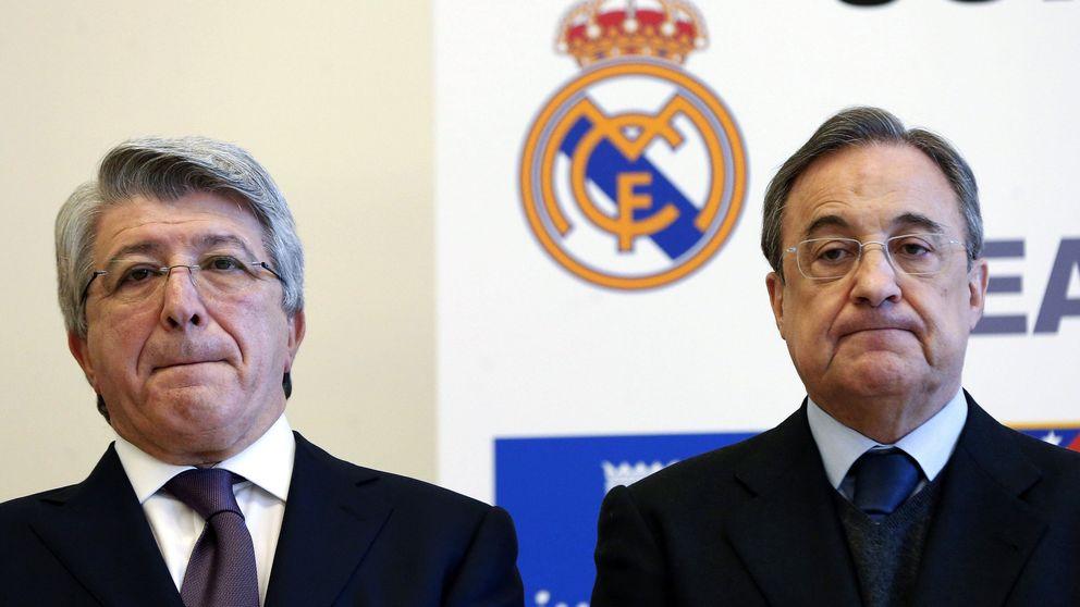 La Comisión de Apelación de la FIFA concede la cautelar a Madrid y Atlético