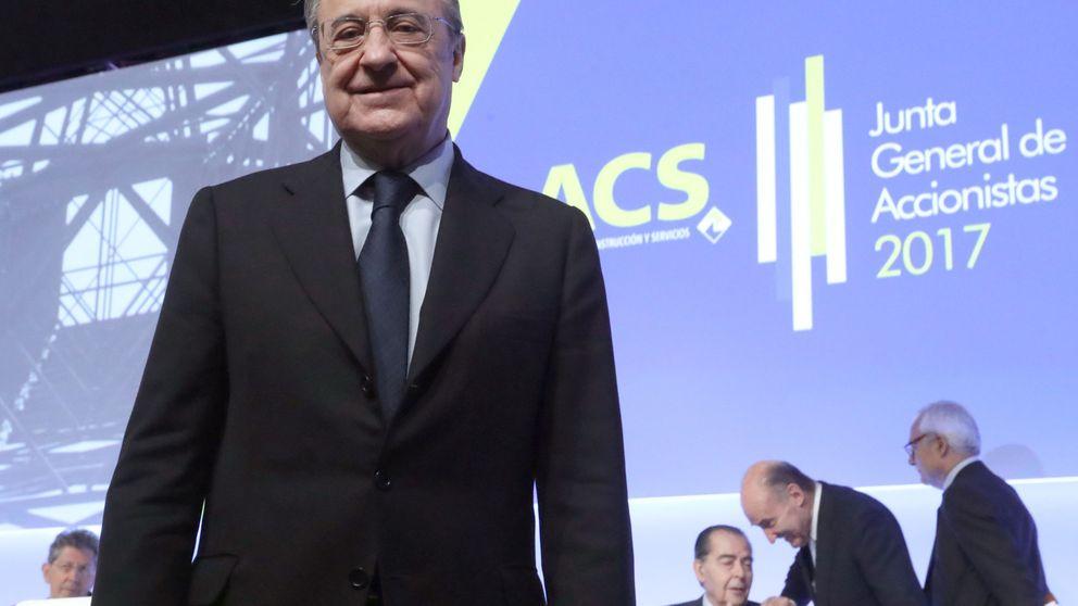 ACS 'venderá' hasta un 30% de Hochtief para financiar la compra de Abertis