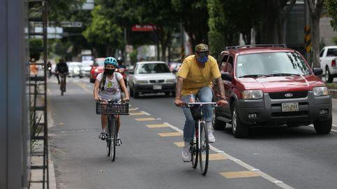 No, las bicicletas no provocan atascos en el tráfico urbano