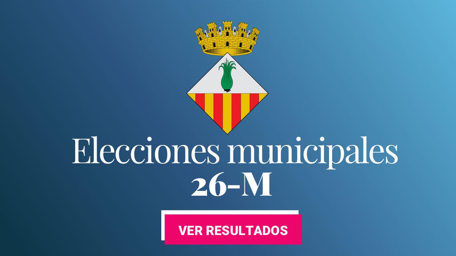 Foto: Elecciones municipales 2019 en Sabadell. (C.C./EC)