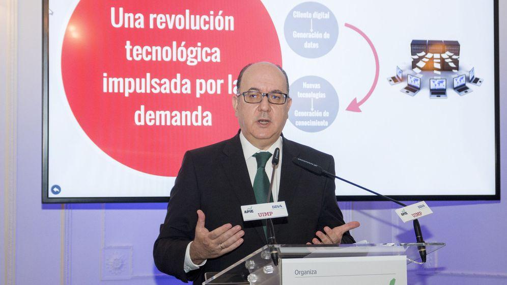 Foto: José María Roldán este jueves en Santander. (EFE)