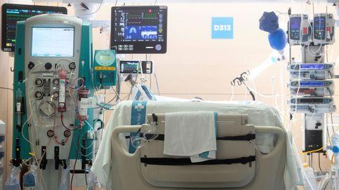 Una mujer da a luz un bebé sano tras pasar 24 días ingresada en la UCI por covid