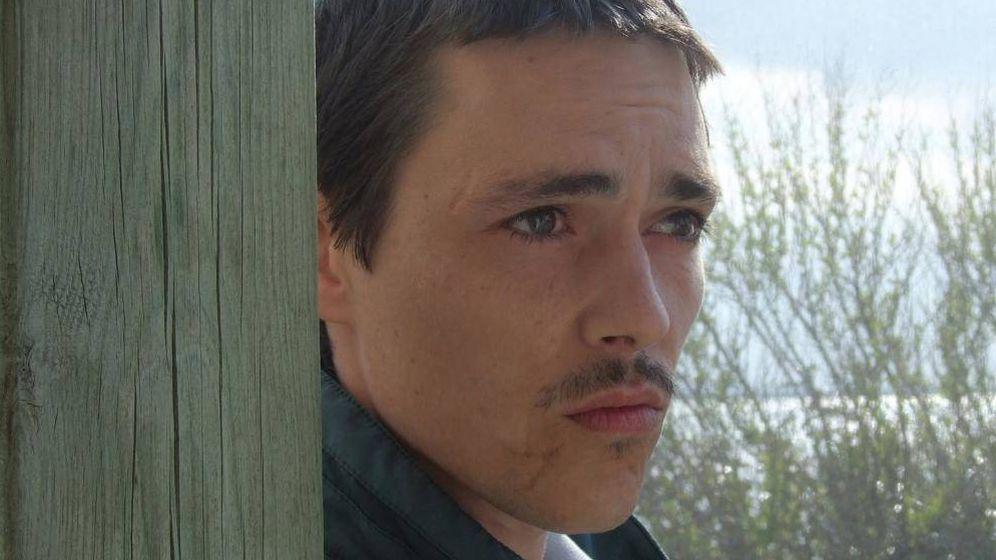 Foto: Fotograma del actor francés Gérald Thomassin. ('Le premier venu')