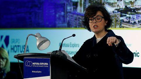 Sáenz de Santamaría: España inspira confianza, ahora falta que confiemos en nosotros
