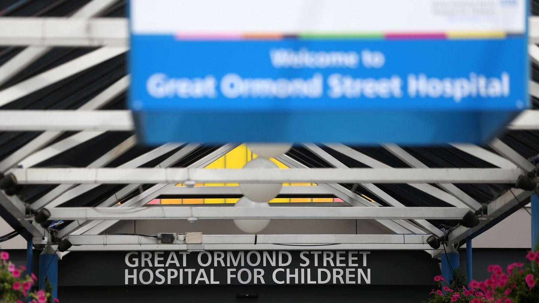 El hospital londinense de Great Ormond Street (Reuters)