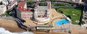 Hotel du Palais: un destino de película