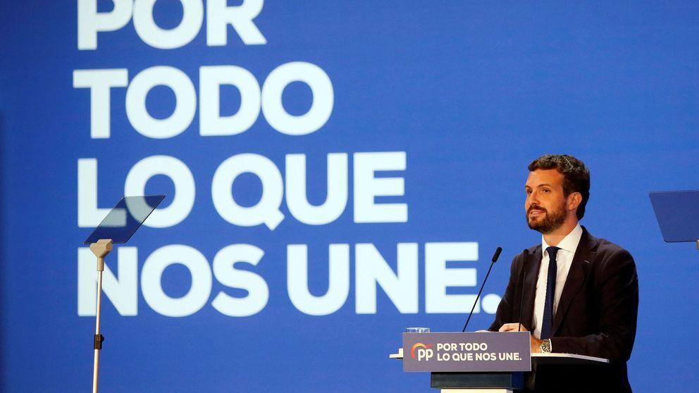 Casado mantiene sus rebajas fiscales frente a las subidas de impuestos del PSOE