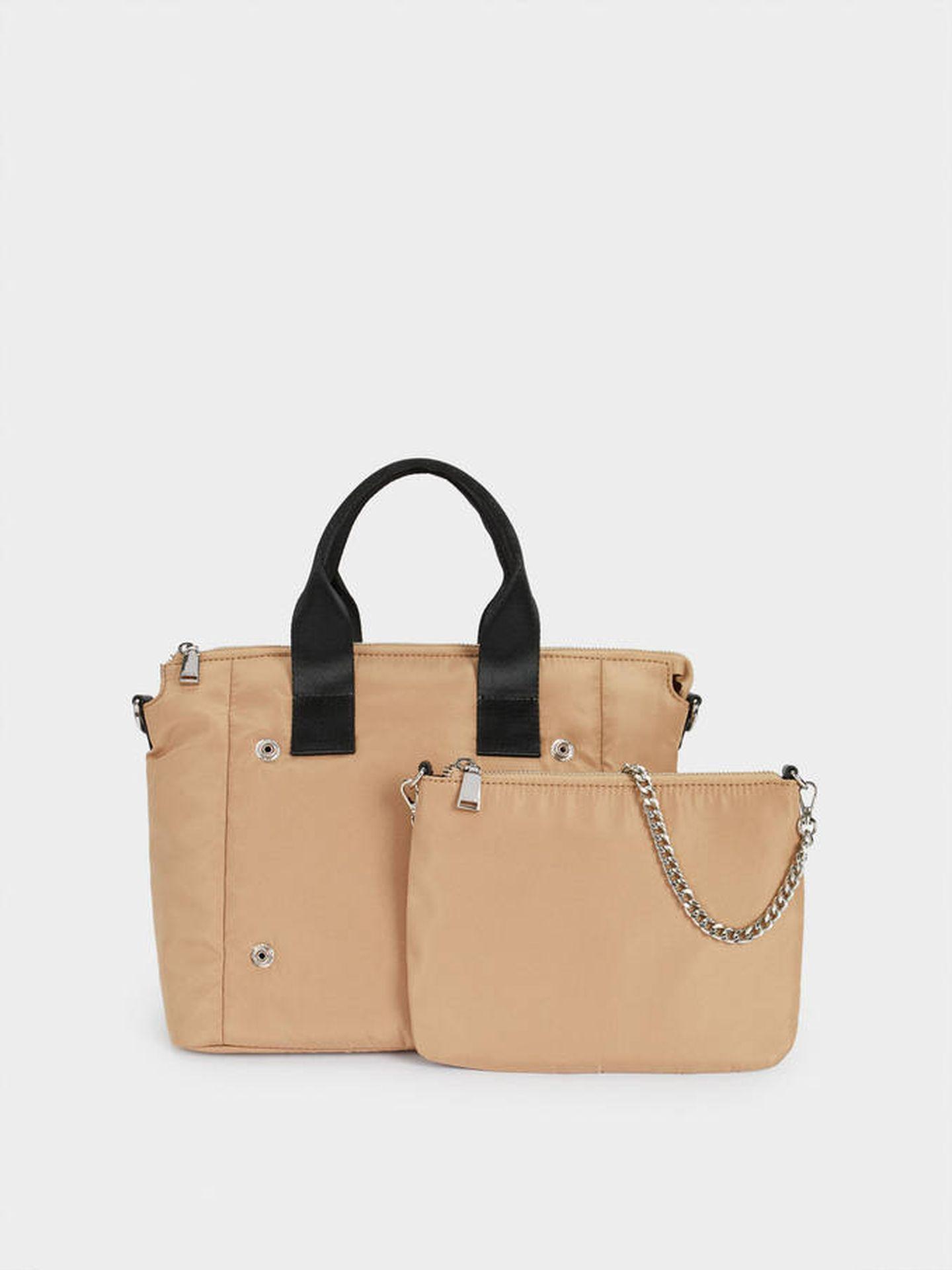 El nuevo bolso shopper de Parfois. (Cortesía)