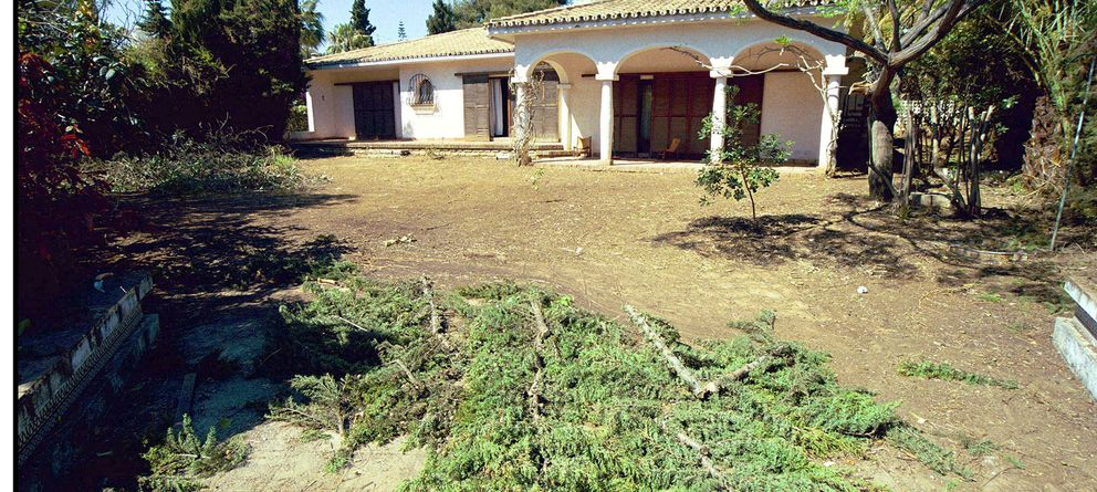 Mi Gitana, La Casa De La Tonadillera Isabel Pantoja En Marbella