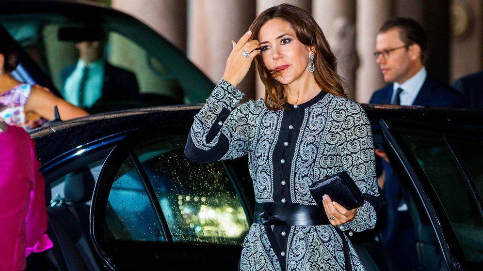 Foto: Mary de Dinamarca, una de las royal más activas. (Getty)