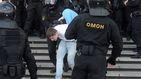 Detenidas cerca de 250 personas durante una protesta en la capital de Bielorrusia
