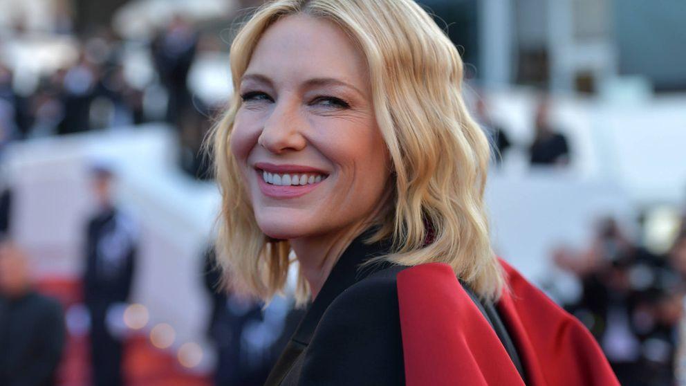Cate Blanchett, reina del glamour absoluta en el festival de Cannes
