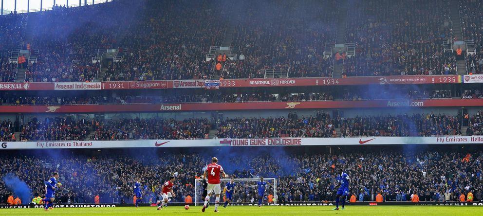 Foto: ¿Dónde es más caro ver fútbol? Conozca el precio por entrada de los 'grandes' europeos.
