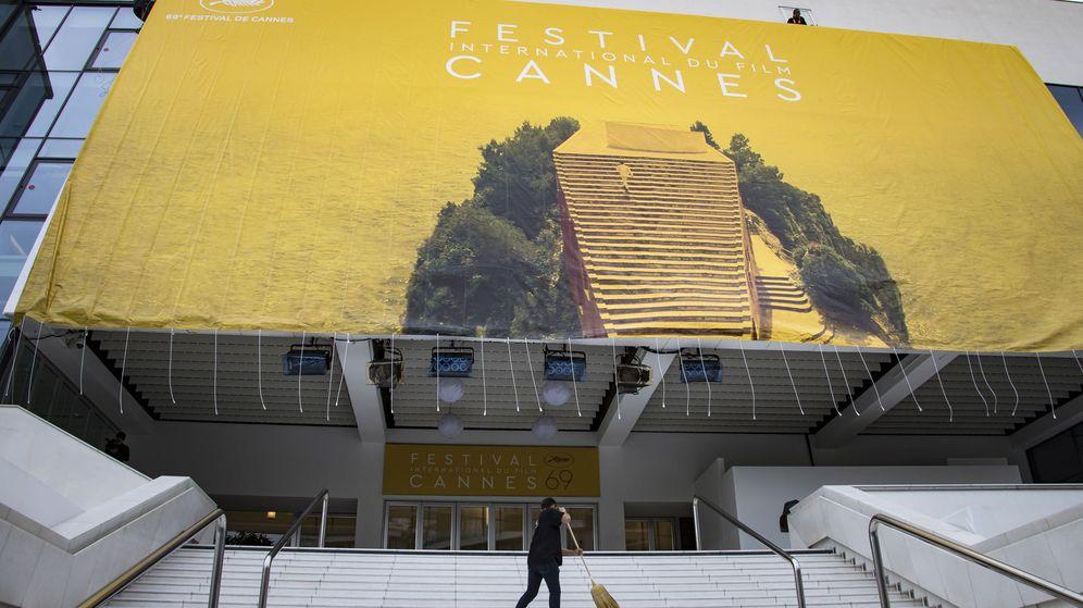 Foto: El Festival de Cannes iba a celebrarse entre el 12 y el 23 de mayo de 2020 (EFE EPA/Ian Langsdon)