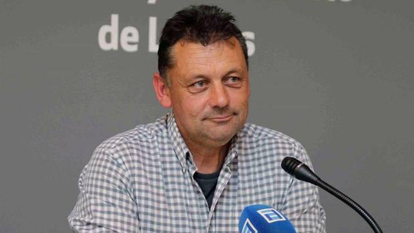 Foto: Javier Ardines, concejal asesinado el pasado 16 de agosto. (EFE)