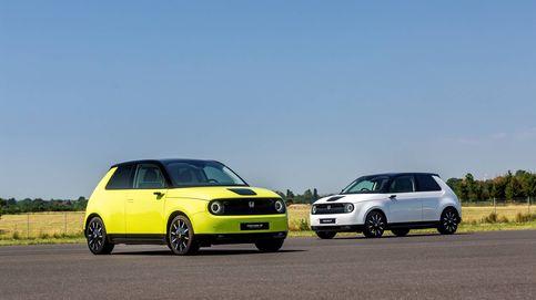 La verdadera revolución del coche eléctrico es el Honda e por su autonomía y carga