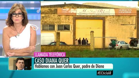 Ana Rosa recula ante el padre de Diana Quer y no emite la reconstrucción de su asesinato