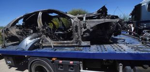 Post de El berenjenal de Santi Cañizares en su crítica al accidente de José Antonio Reyes
