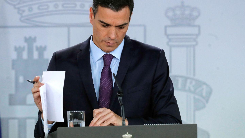 Pedro Sánchez (EFE)