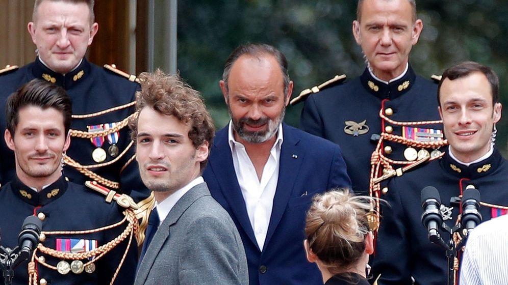Foto: El ex primer ministro Édouard Philippe. (Reuters)