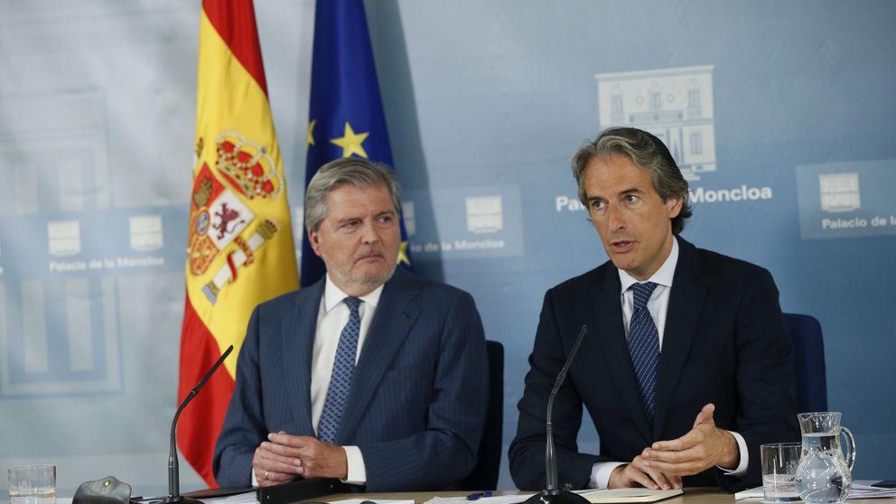 La 'espantada' de Forcadell reafirma al Gobierno en su política sobre Cataluña