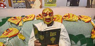 Post de Las mil vidas de Fray Tormenta, el sacerdote luchador de México