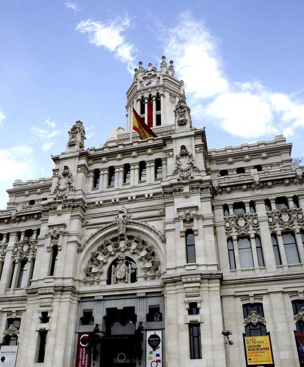 Foto: El Palacio de Cibeles, sede del Ayuntamiento de Madrid. (EFE)