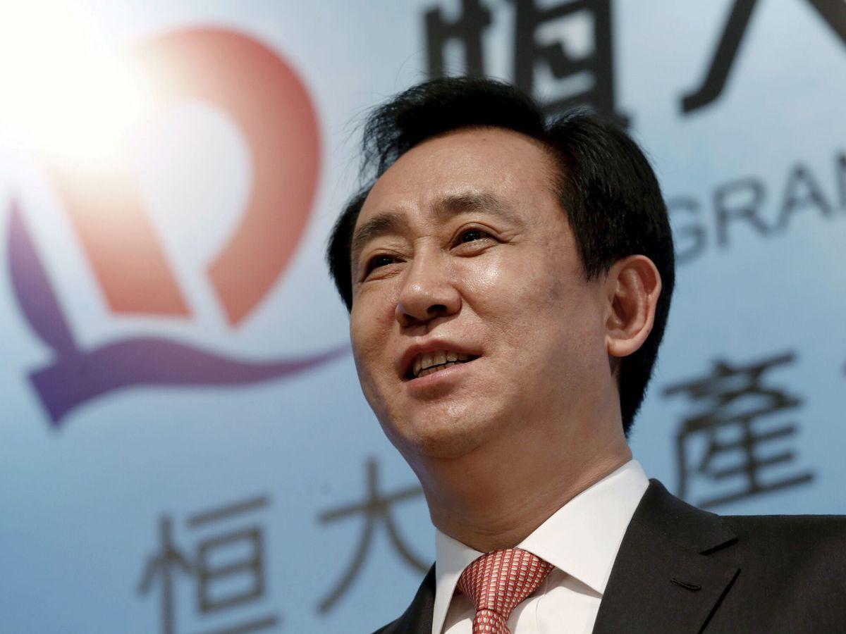 Foto: Hui Ka Yan, fundador de Evergrande. (Reuters)