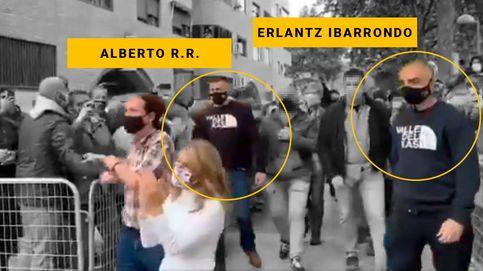Las imágenes que demuestran que Iglesias utilizó escoltas de Bukaneros