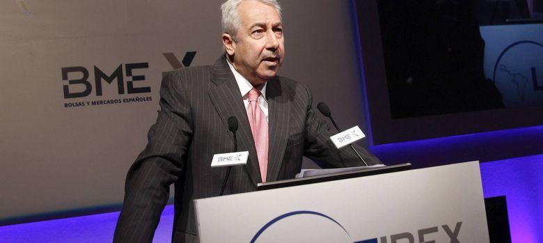 Foto: El presidente de  Bolsas y Mercados Españoles (BME), Antonio Zoido / EFE