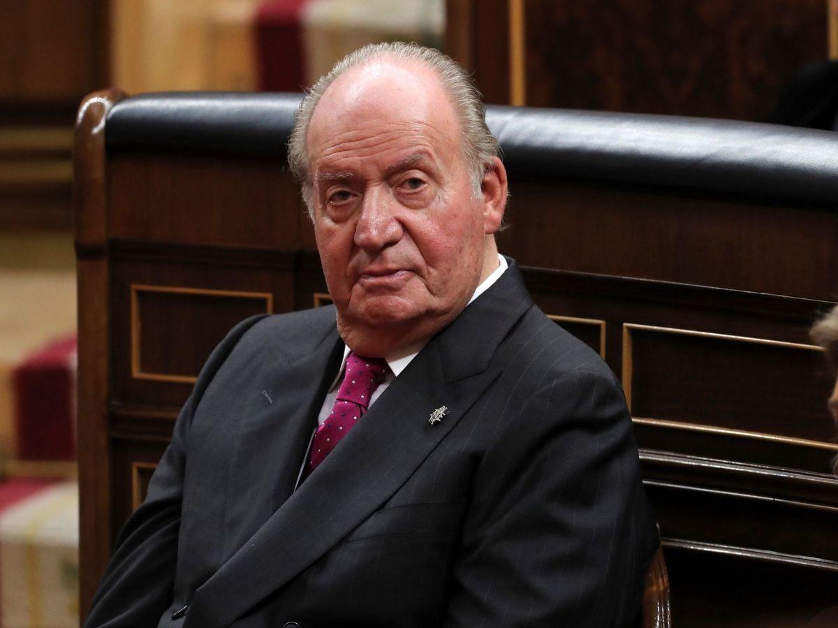 Foto: El rey Juan Carlos, en una imagen de archivo. (EFE)