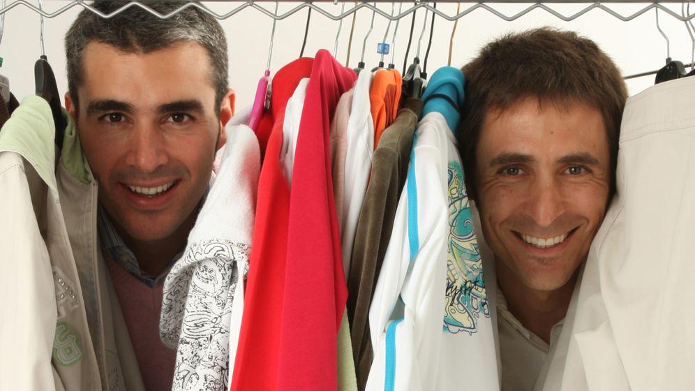 Foto: José Manuel Villanueva y Lucas Carné, fundadores de Privalia.