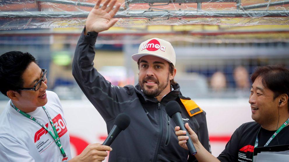 El pluriempleo de Fernando Alonso en Japón y la obligación que tiene McLaren
