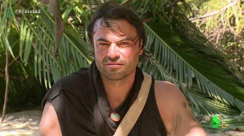 Miguel abandona 'La isla' tras pasar 5 días bebiendo agua de mar