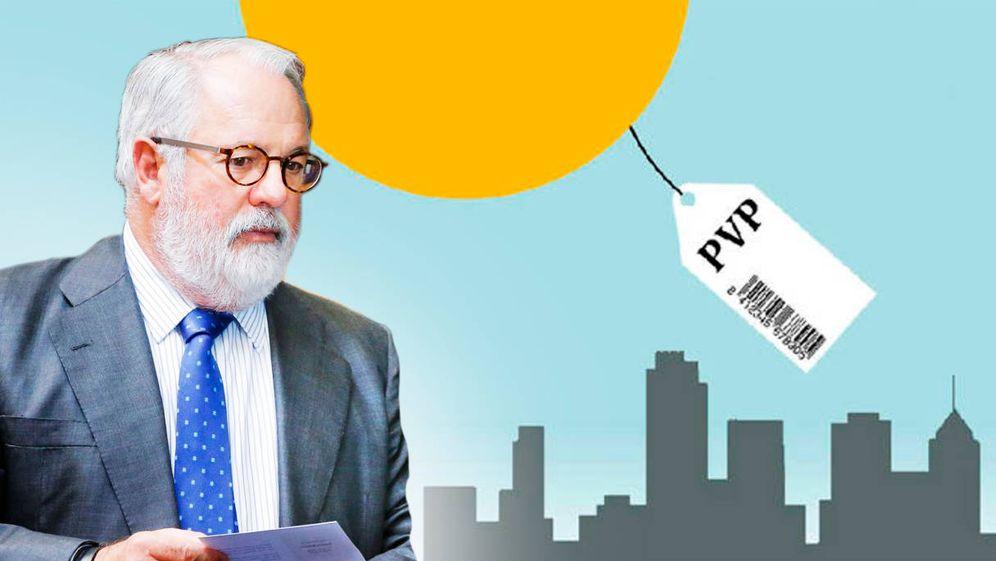 Foto: El comisario Arias Cañete. (EC)
