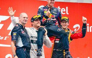 Newey seguirá en Red Bull por el estupendo ambiente de trabajo