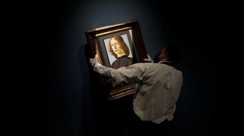 Subasta de una obra de Botticelli