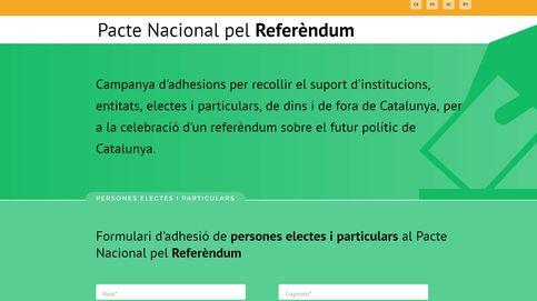 Votar varias veces y desde cualquier sitio: la 'débil' web por el referéndum