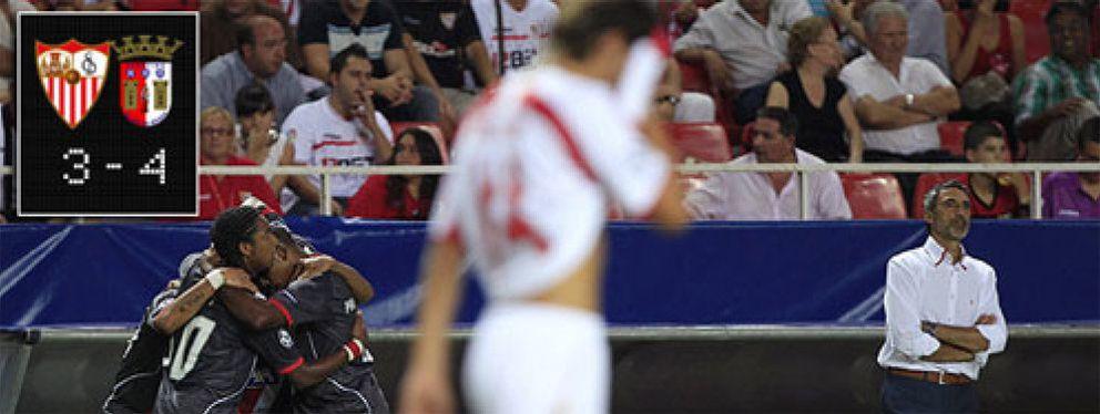 El Sevilla pierde su identidad y deja de ser un grande
