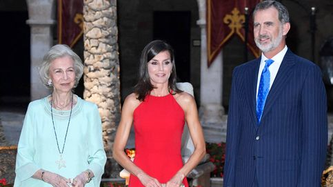 El 'casi adiós' a Mallorca: los Reyes despiden su agenda institucional en la Almudaina