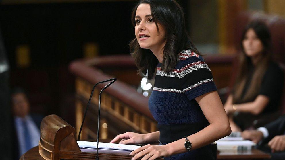 Cs rechaza el pacto PSOE-Podemos y pide a Sánchez y Casado un acuerdo