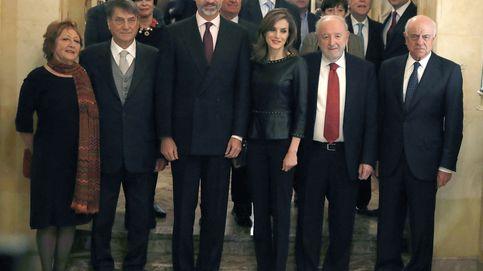 Letizia sigue con una autoimpuesta tradición en el Premio Cerecedo