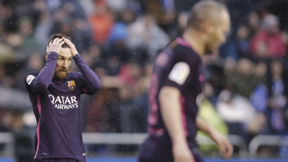Pacto con el diablo del Barça sin Messi, sin Neymar (de cumpleaños) y sin fútbol