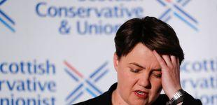 Post de Dimite la líder de los conservadores escoceses tras la suspensión del Parlamento