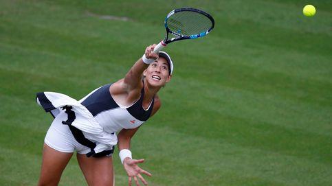 Garbiñe ante el reto de siempre: recordar en Wimbledon la tenista que es