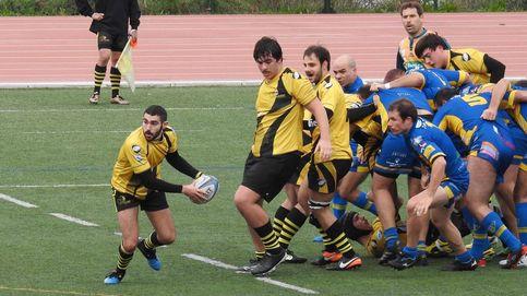 El rechazo al rugby de la Universidad de Santiago cuando se inaugura el nuevo campo