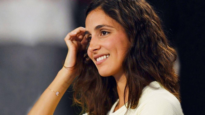 Xisca Perelló o cómo perder juego, set, partido y estilo con su look para ir al tenis